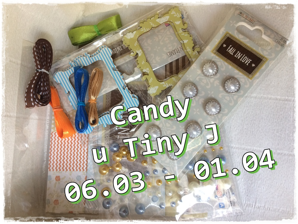 Candy u Tiny do 1.04.