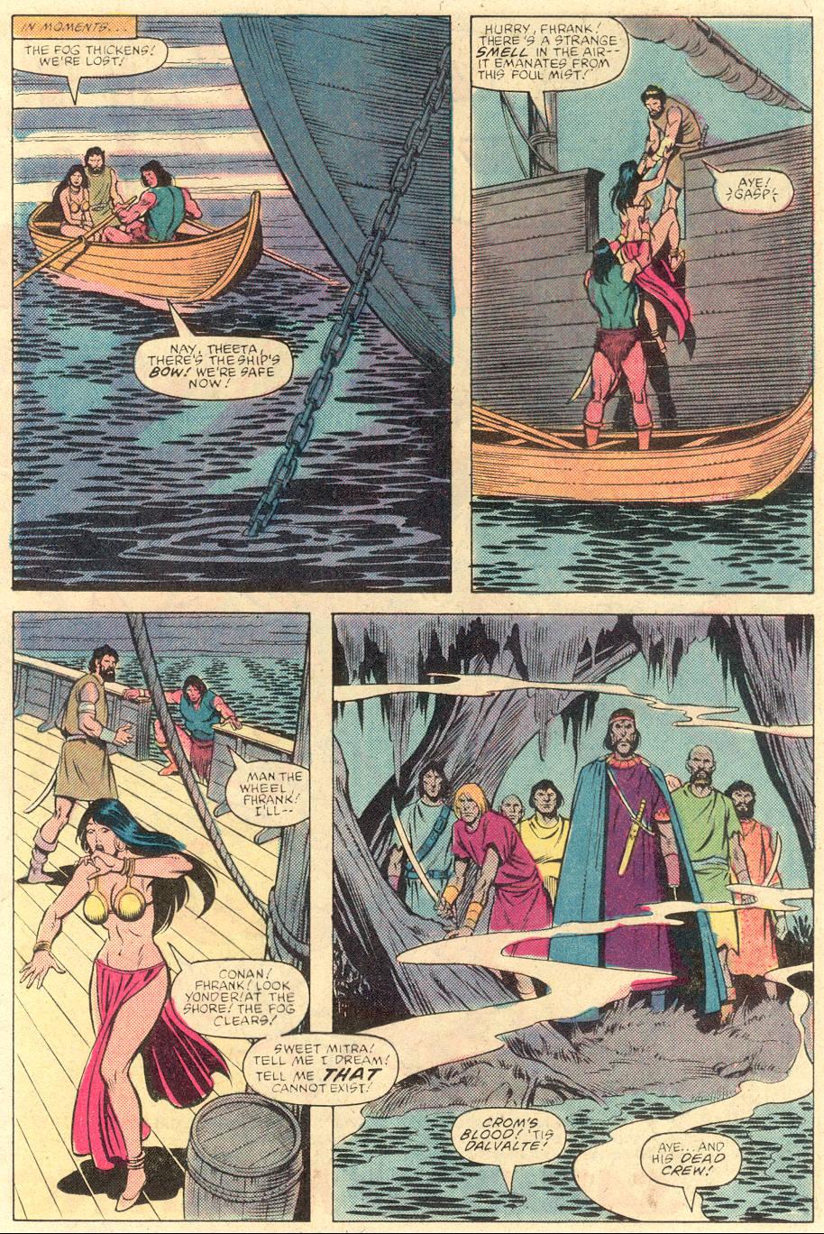 Conan the Barbarian (1970) Issue #141 #153 - English 14