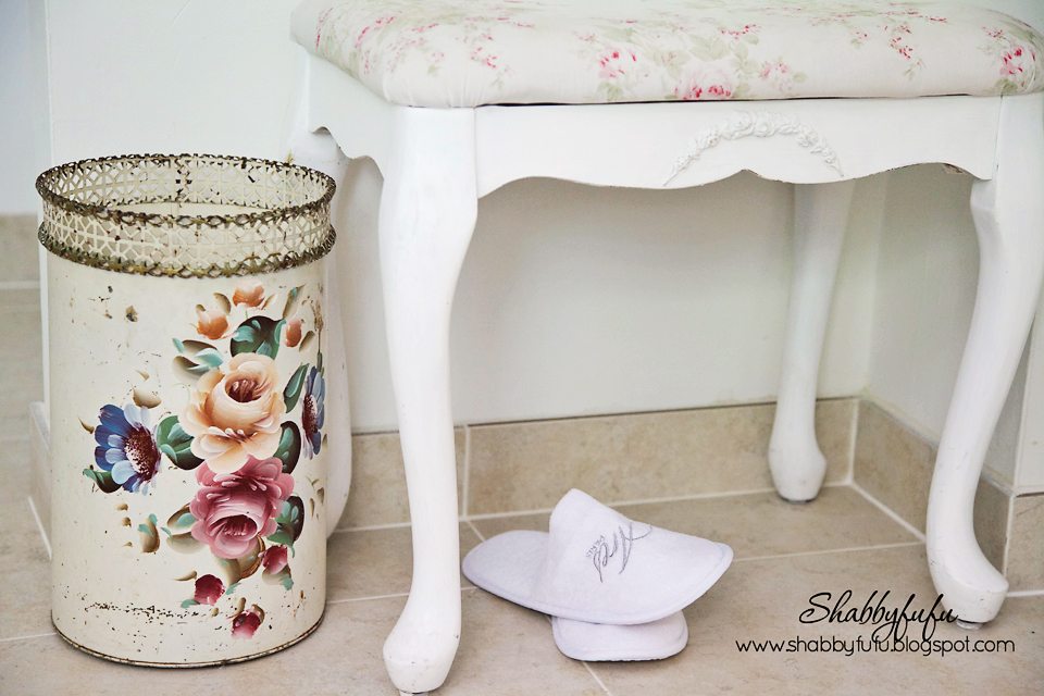 Master bathroom decor and my essentials shabbyfufu for Bathroom decor essentials
