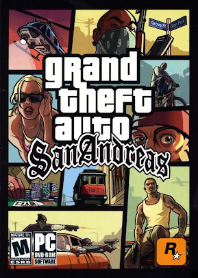 GTA San Andreas Cover | GTA San Andreas Poster
