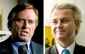 Robert F. Kennedy Jr. and Geert Wilders