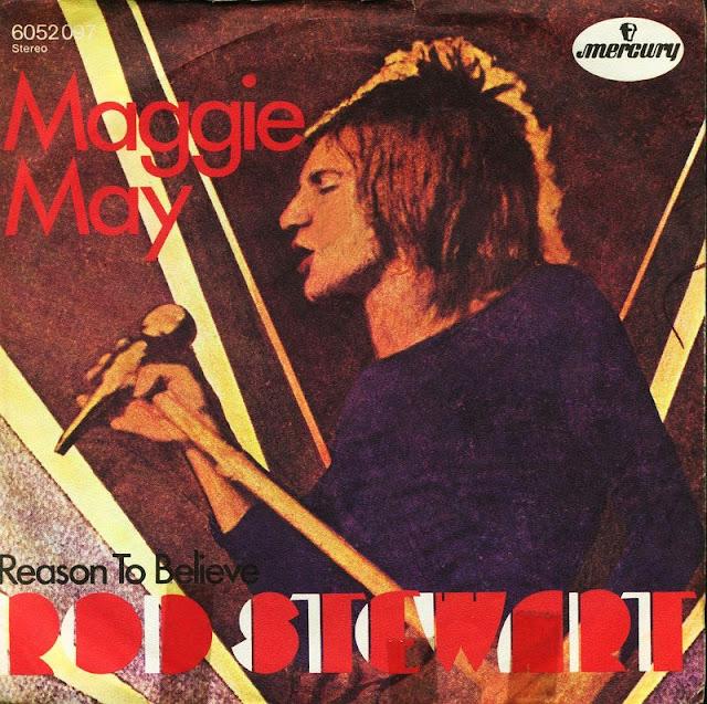 Rod Stewart - Maggie May - copertina traduzione testo video download