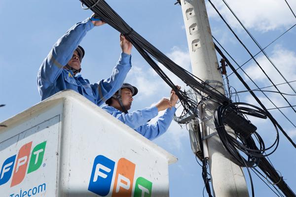 FPT Telecom Triển Khai Cáp Ngầm Phần Lớn Khu Vực TP Hồ Chí Minh