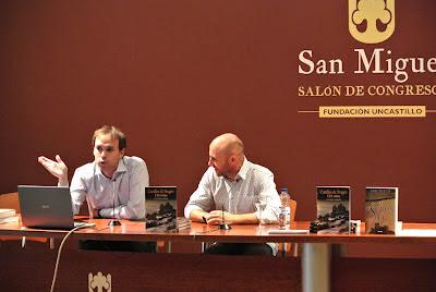 Presentación en Uncastillo (Zaragoza)