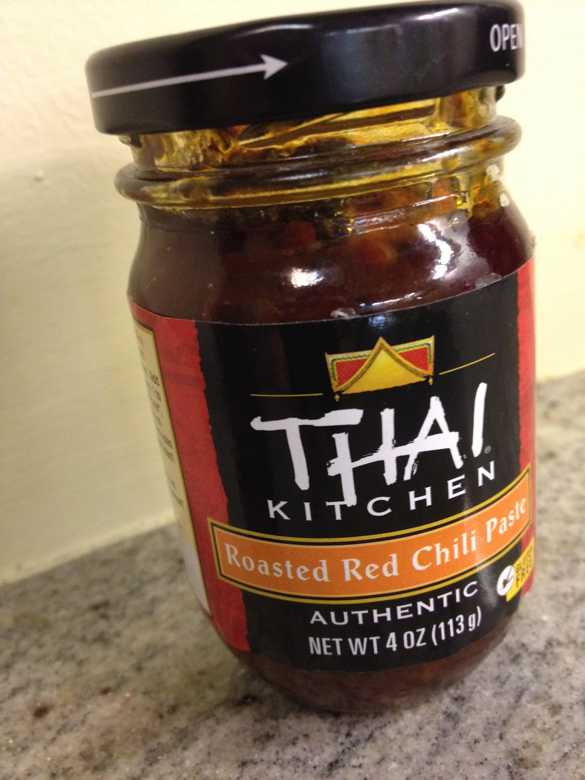 Roasted Red Chili Paste Nk