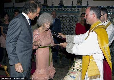 Nenek Terkaya Di Sepanyol Berkahwin