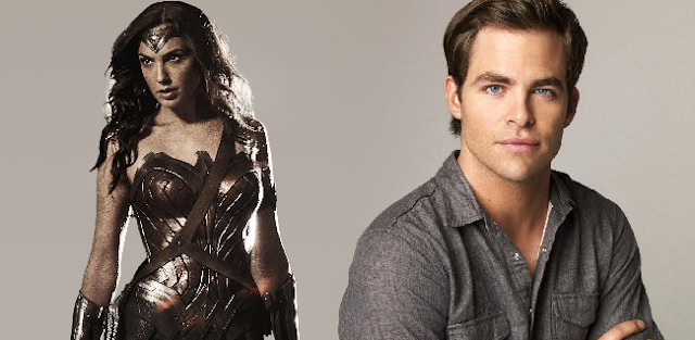 Mulher Maravilha   Chris Pine se junta ao elenco da adaptação da DC Comics