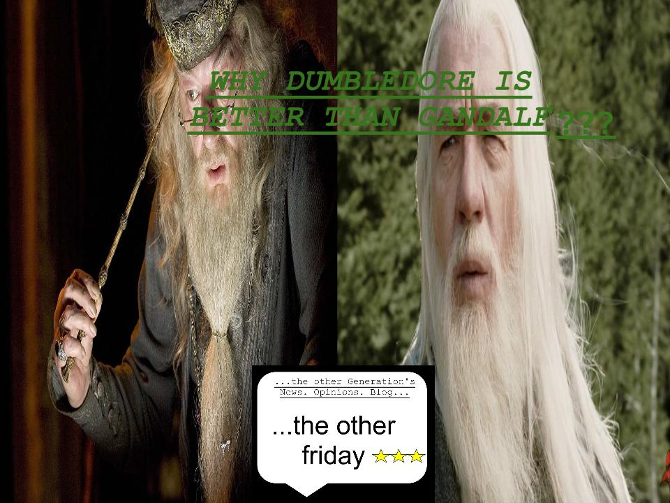 Gandalf or Dumbledore: Who is the Better Wizard? - VersusBattle.com