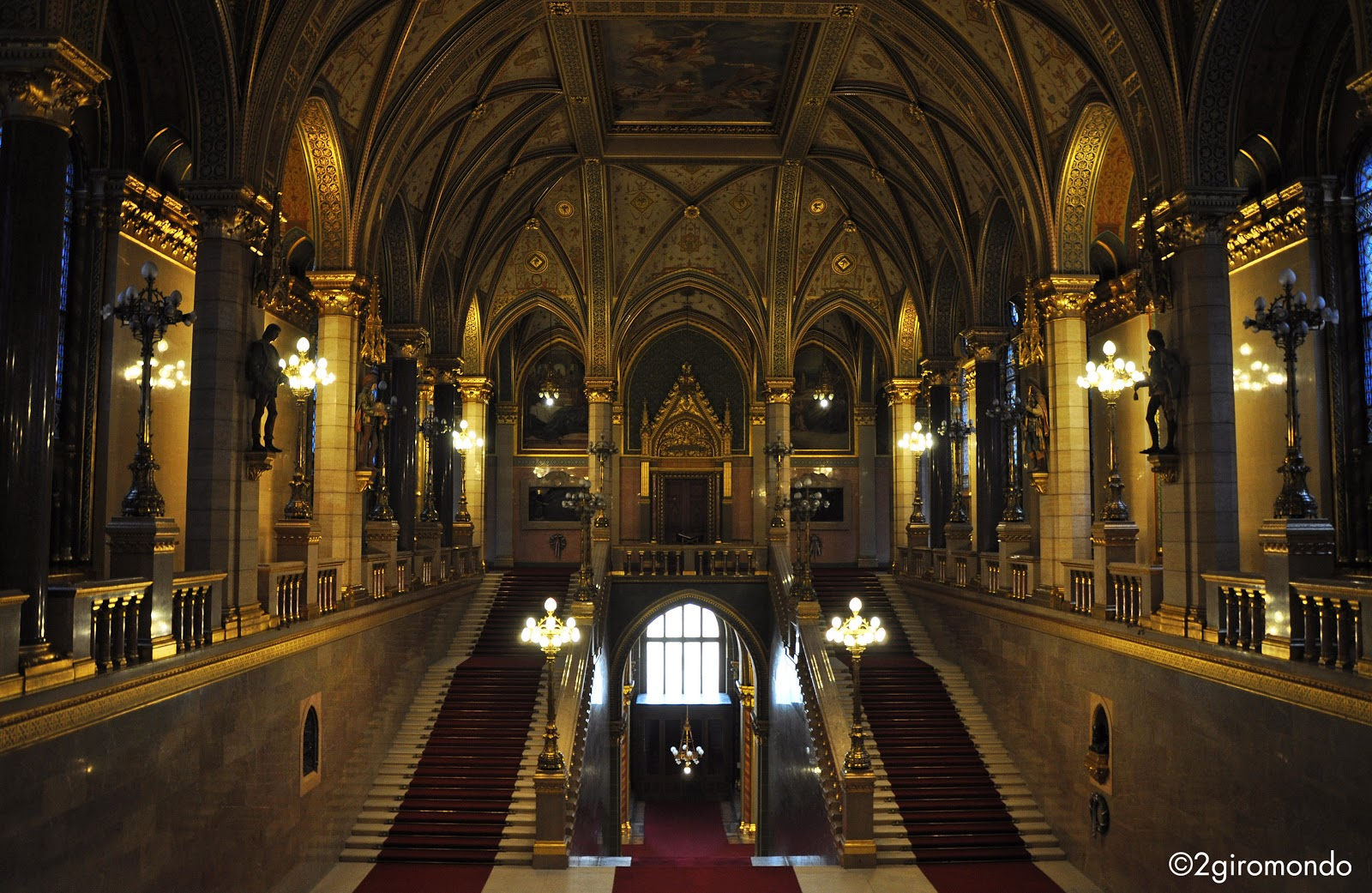 Parlamento Ungherese, Budapest