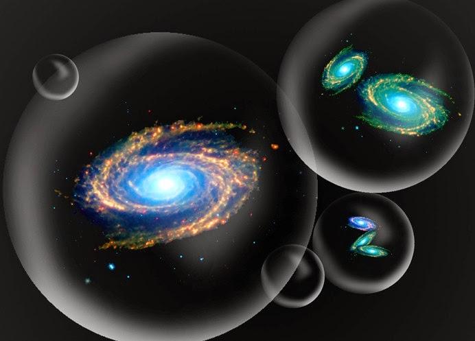 """Czy doszło kiedyś do """"zderzenia wszechświatów""""?"""