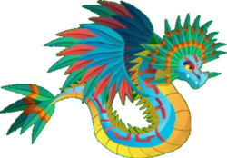dragon qurtzal adulto