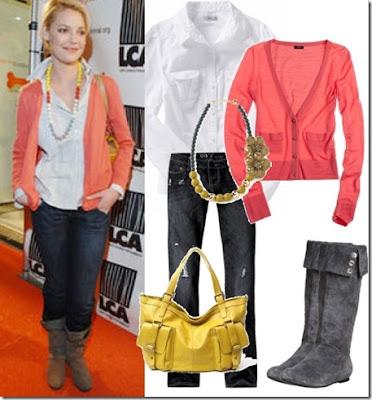 celebrity fashion style 2012