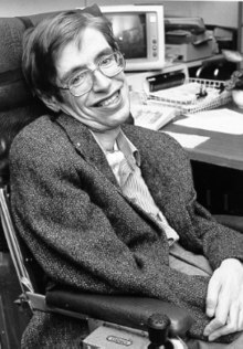 Steve Hawking (76) passed away.