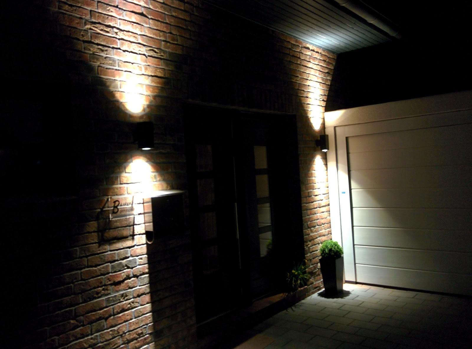 Haustur beleuchtung for Verschlossene haustur offnen