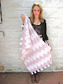 Crochet a Pink Champagne Baby Blanket $4.00