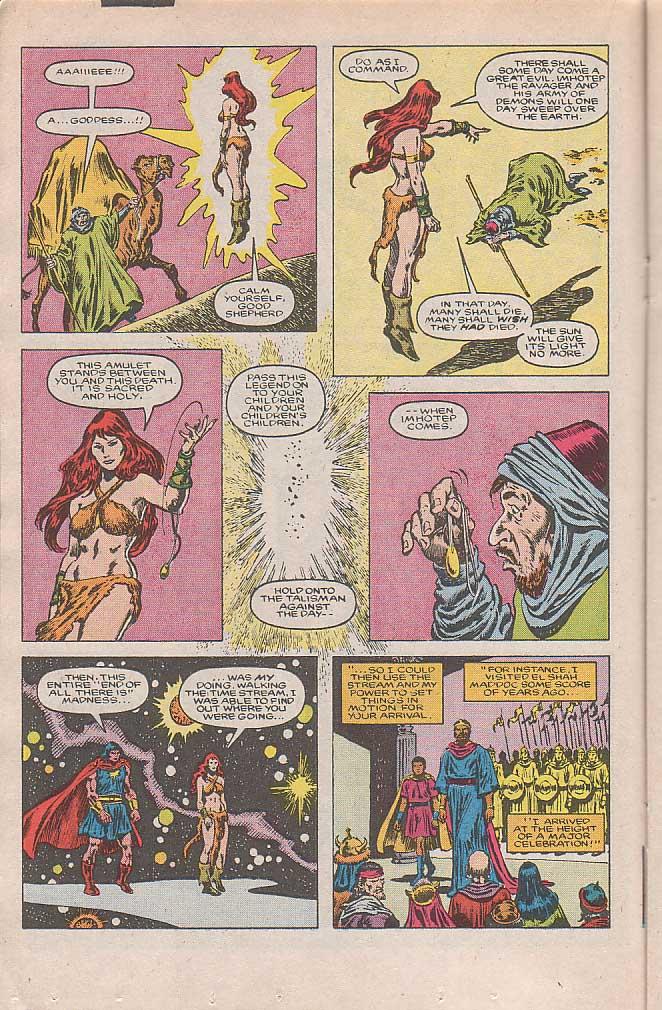 Conan the Barbarian (1970) Issue #185 #197 - English 11