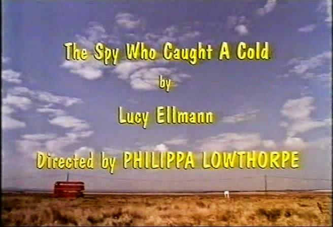 Шпион, который простудился / The Spy Who Caught a Cold.