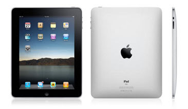 Apple iPad Touch Bluetooth Wifi 3G HSDPA