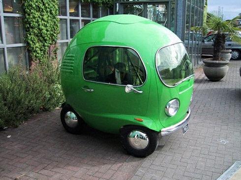 Världens fulaste bilar VW Pea