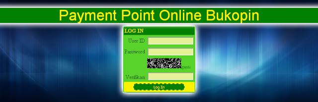 CV. Multi Payment Nusantara - Payment Point Online Bukopin