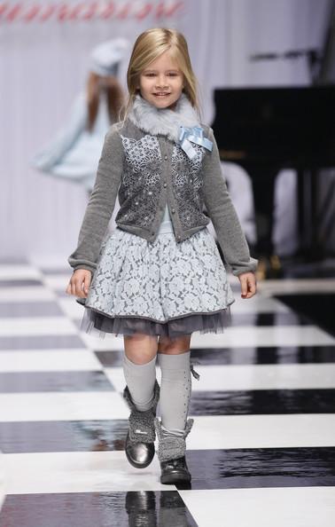 Modelos de vestidos de invierno 2013