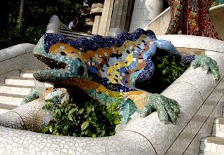 Historia del Parque Guell