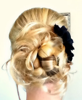 hair style:  5 minute fabulous hair!
