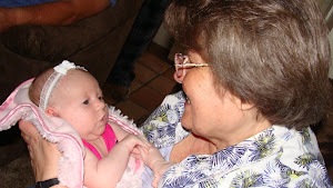 with Kali....my great granddaughter in 2012