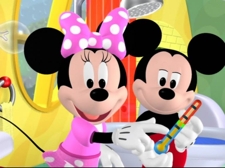 Watch: Taking a bath can get rid of the hiccups | Mickey Mouse Clubhouse