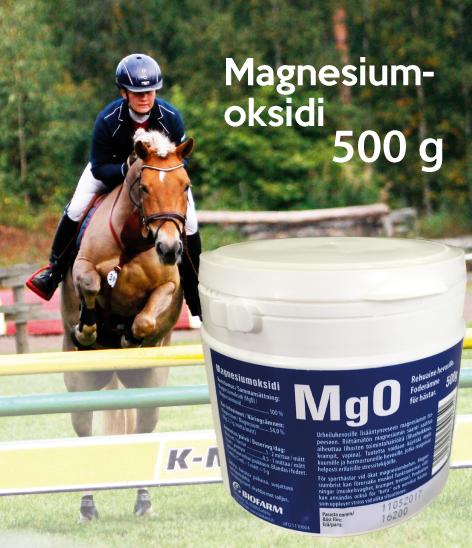 Magnesiumoksidi