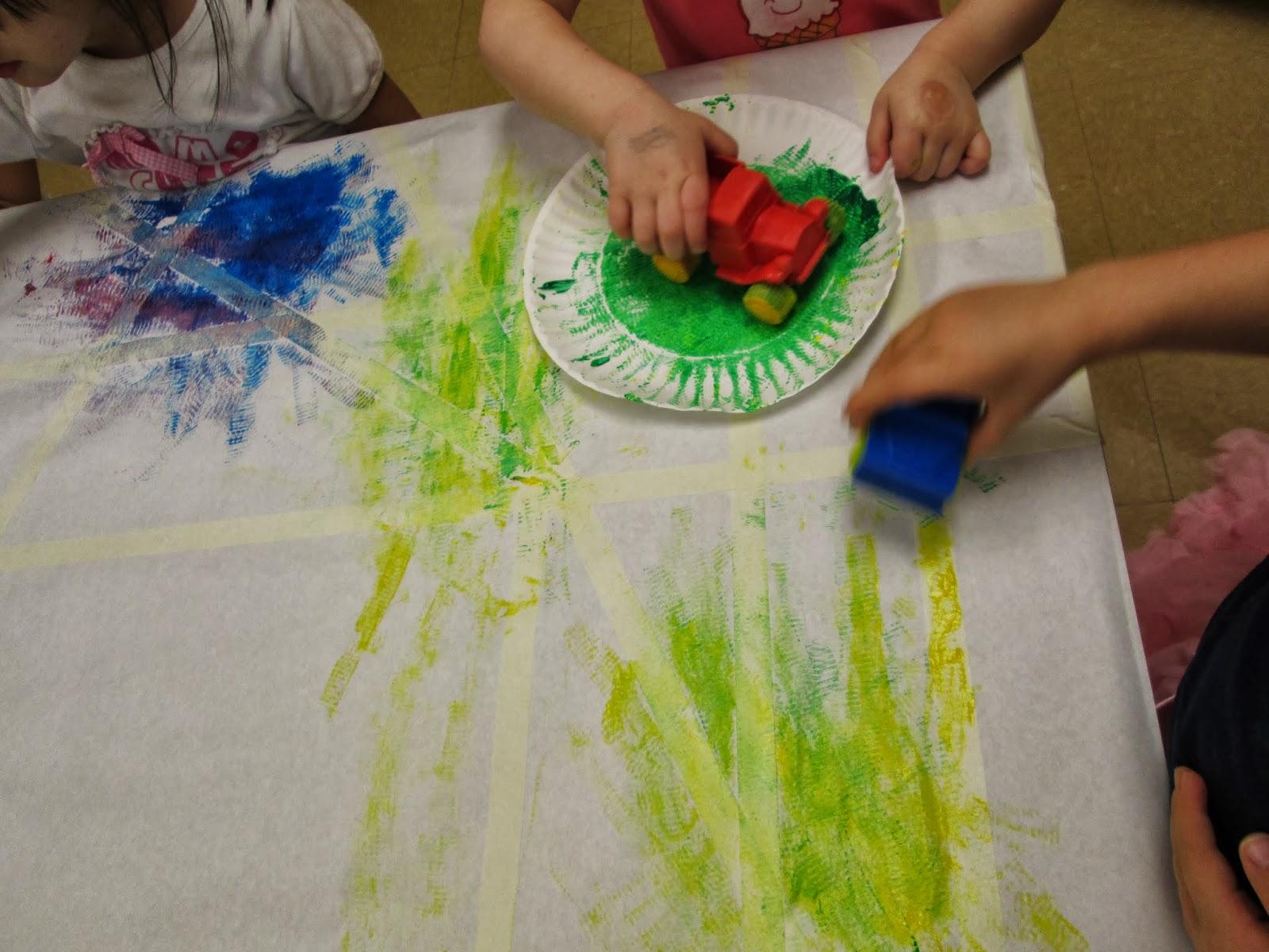 Mrs. Karen\'s Preschool Ideas: Transportation and \