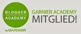 Mitglied in der Garnier Blogger Academy