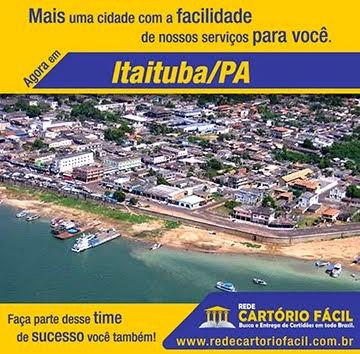CARTÓRIO FÁCIL ITAITUBA/PA
