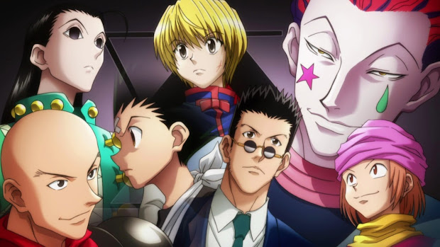Hunter x Hunter BD Subtitle Indonesia