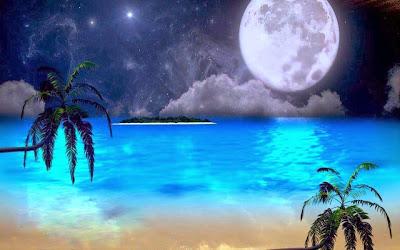 Mistérios da Lua!