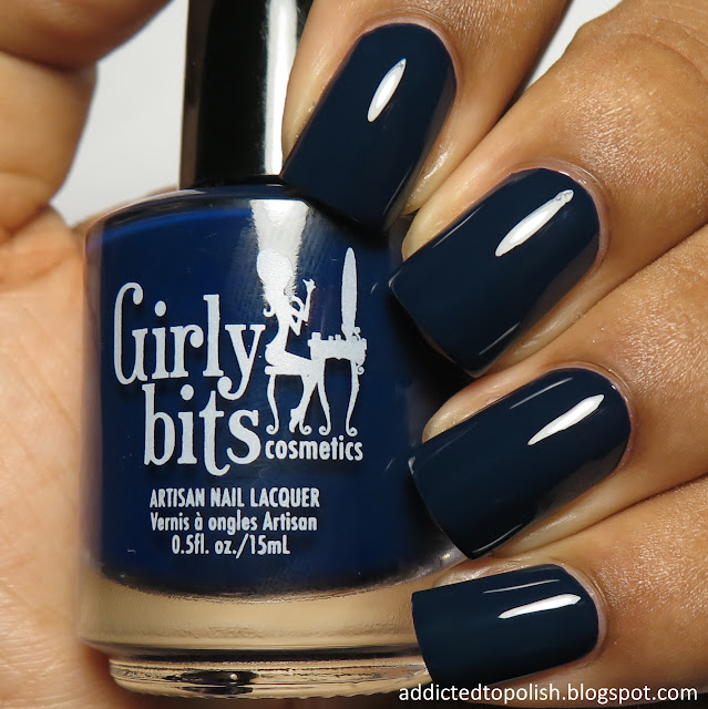 girly bits blue christmas winter 2015