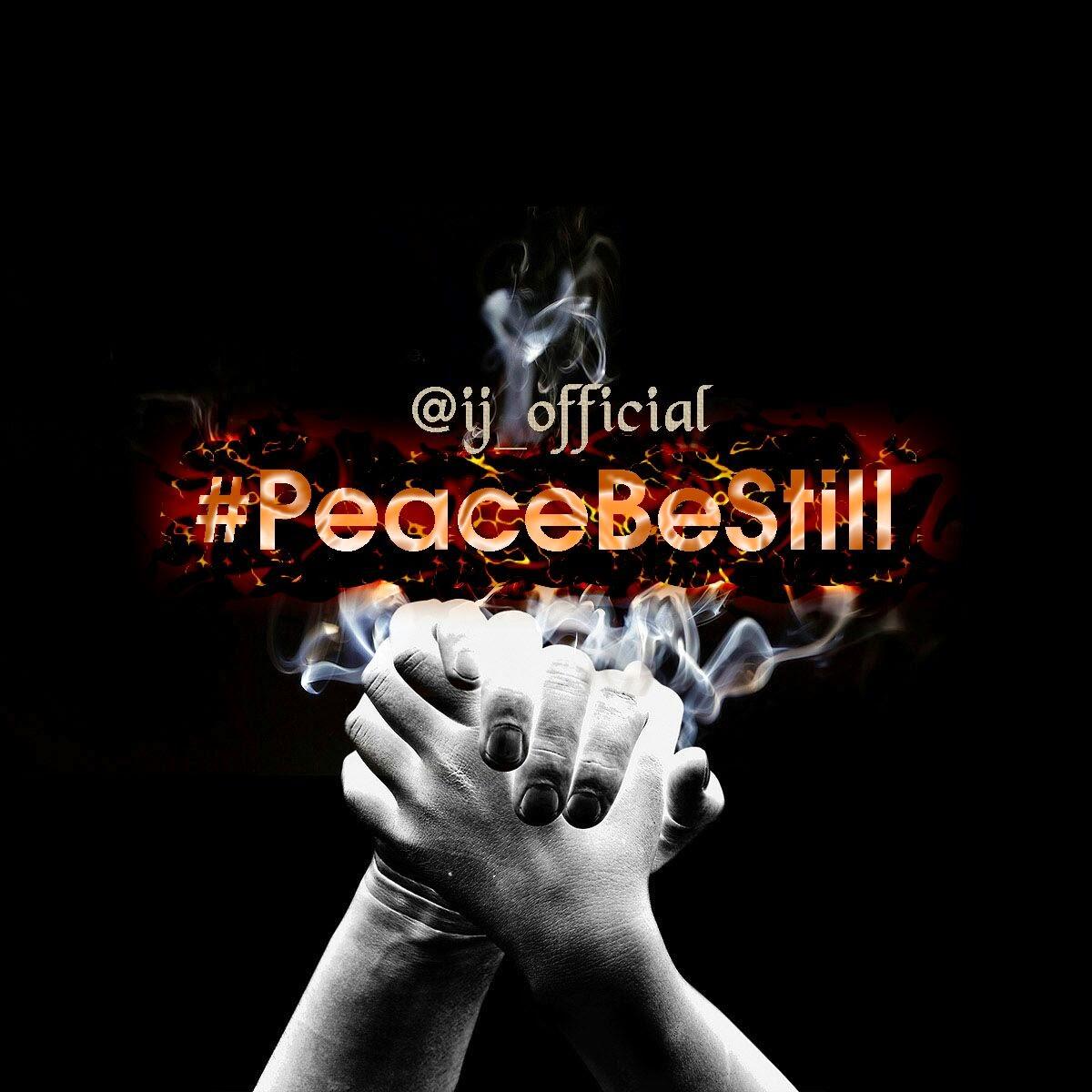 PEACE BE STILL INDIYA JNR  COMING SOON