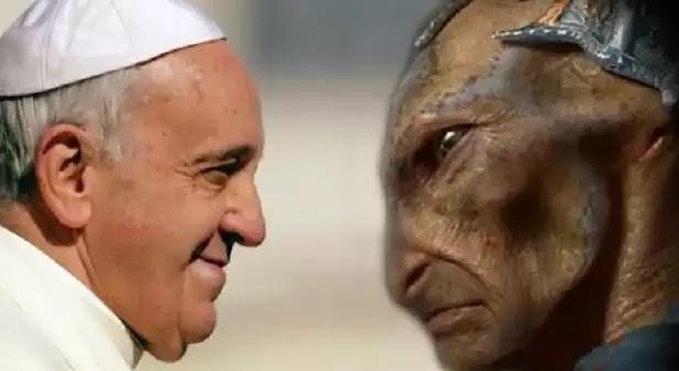 Οι γίγαντες και οι εξωγήινοι έφτασαν, το Βατικανό γνωρίζει όλα τα μυστικά