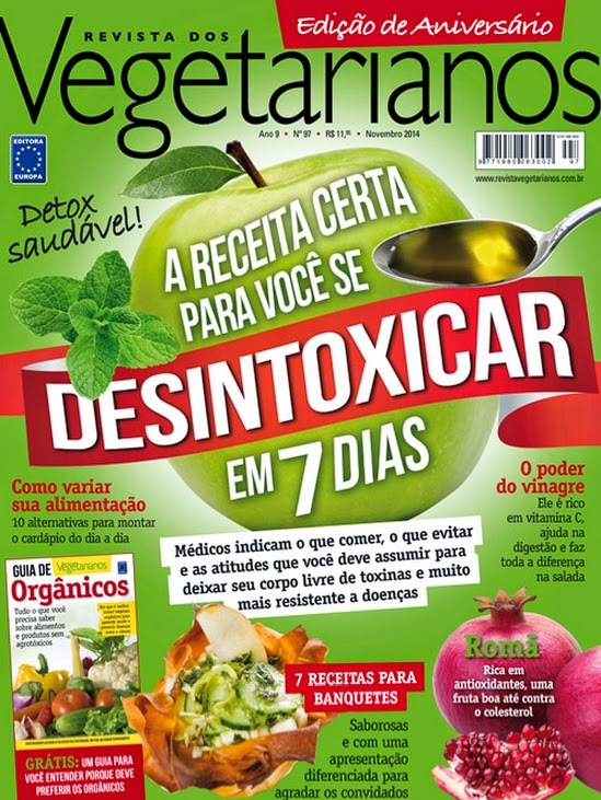 Revista dos Vegetarianos