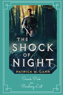 The Shock of Night by Patrick W Carr a Sneak Peek on Reading List