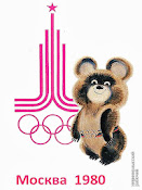 Откуда Олимпийский мишка?