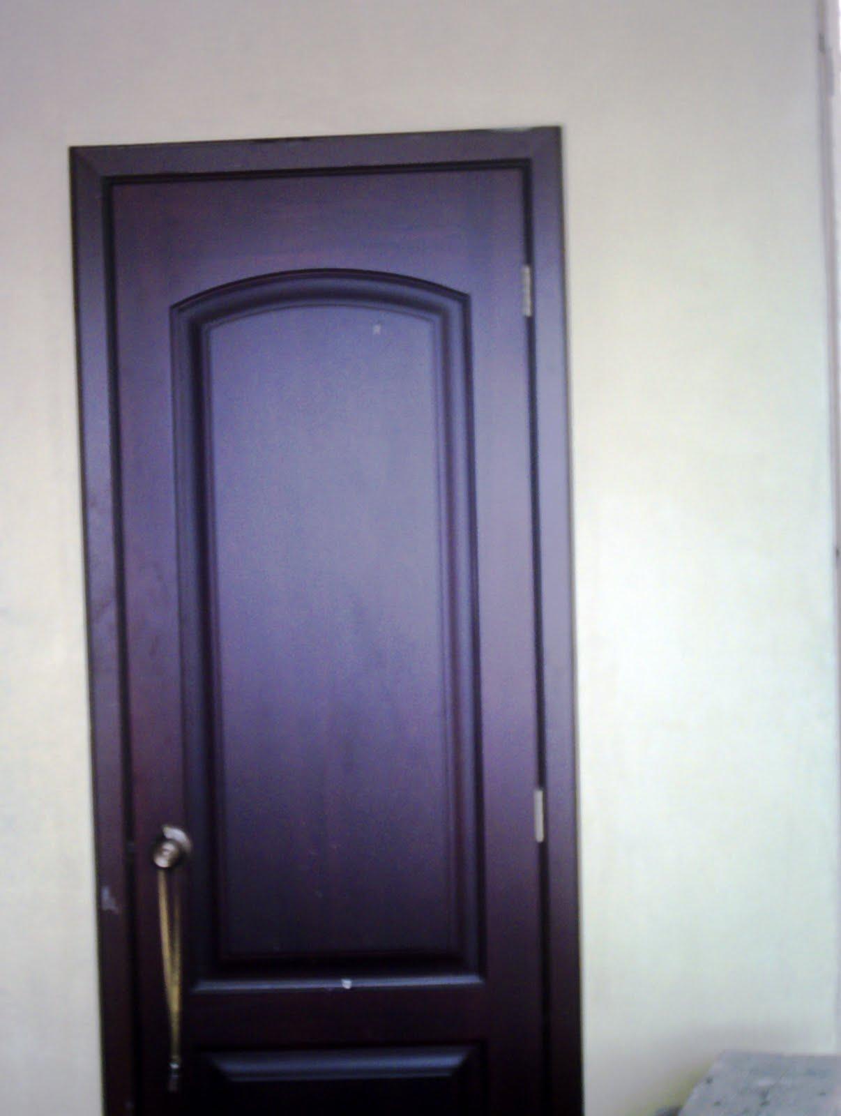 Idea tu mobiliario puertas interiores y exteriores para - Colores para puertas de madera interiores ...