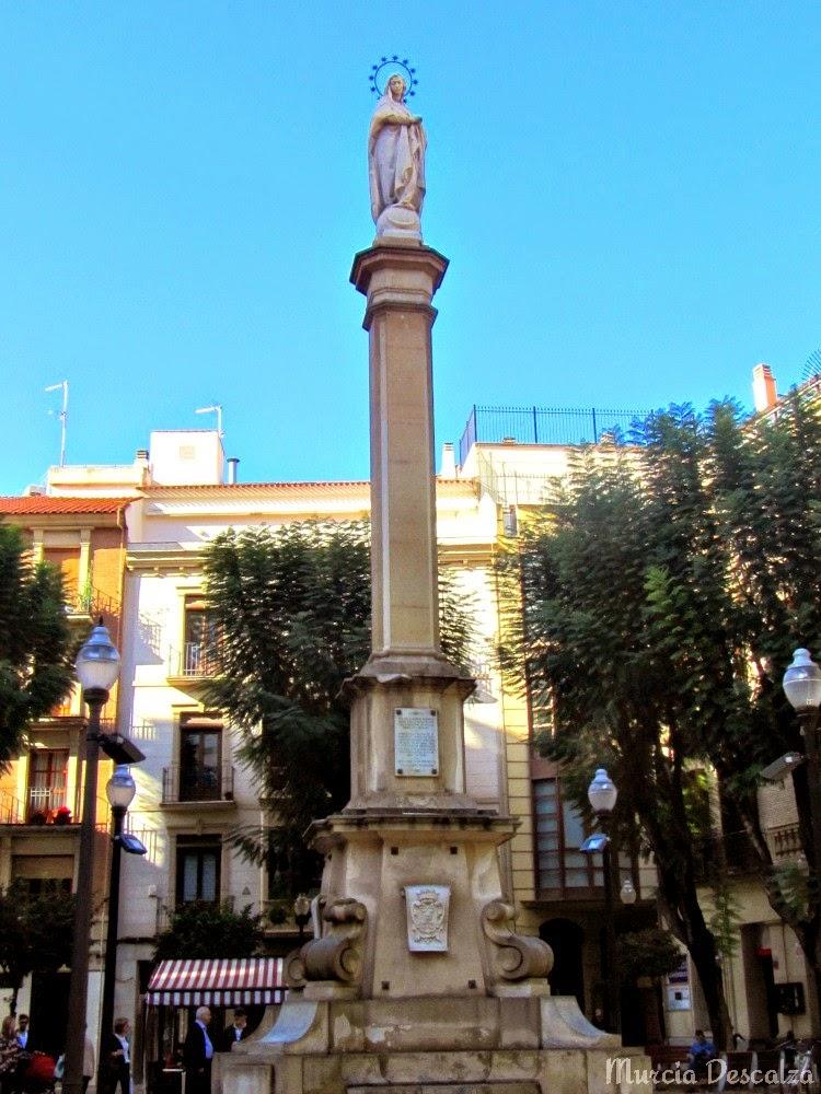 Monumento conmemorativo de la Inmaculada Concepción