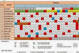 Kalender Pendidikan 2013 2014