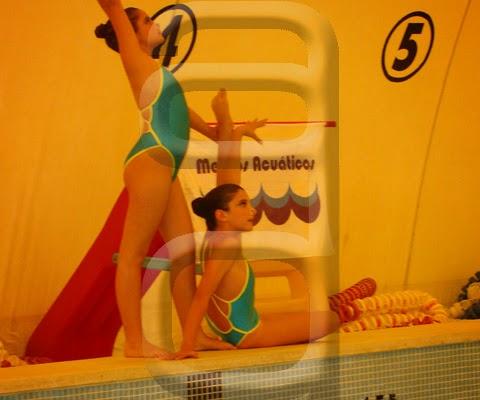 La piscina cubierta de tomares acoge ma ana una exhibici n for Piscina cubierta tomares