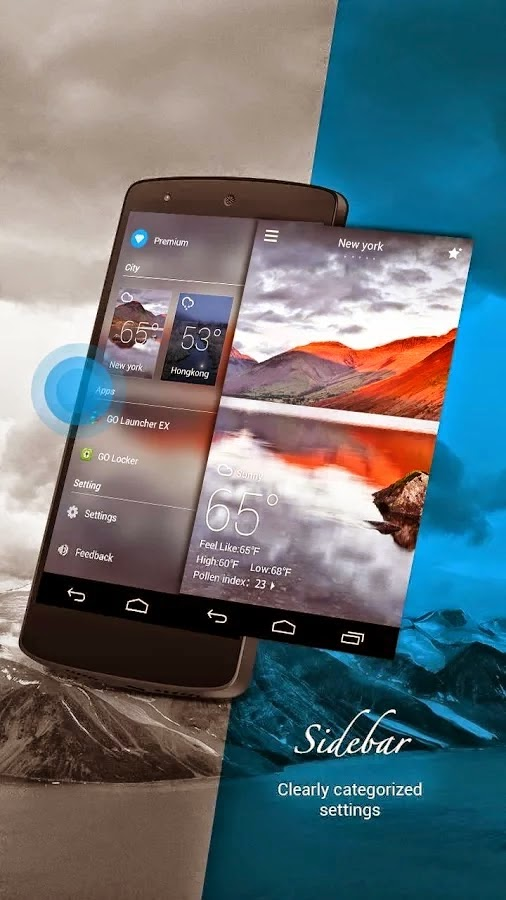GO Weather Forecast & Widgets Premium v5.05