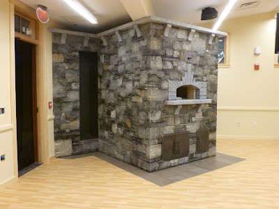 Bake Oven by Turtlerock Masonry at King Arthur Flour