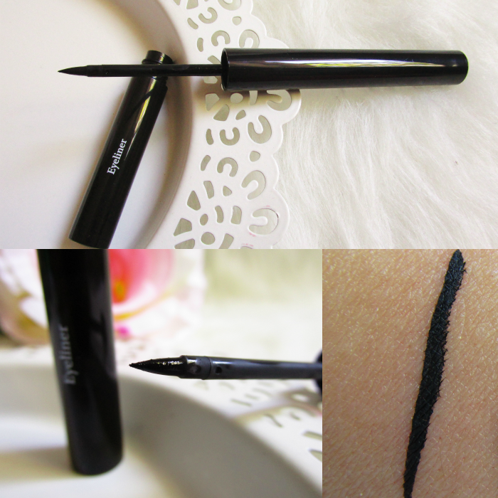 Swatches & Review: SOTHYS Eyeliner Nr.10 Noir Essentiel - 25.00 Euro