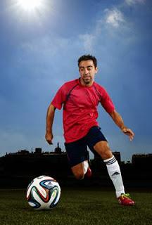 balón adidas Mundial Brasil 2014 probado por jugadores