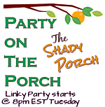 Party On The Porch Button